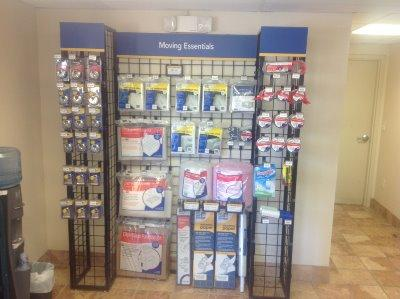 Moving Supplies for Sale at Life Storage at 801 East Nine Mile Road in Pensacola
