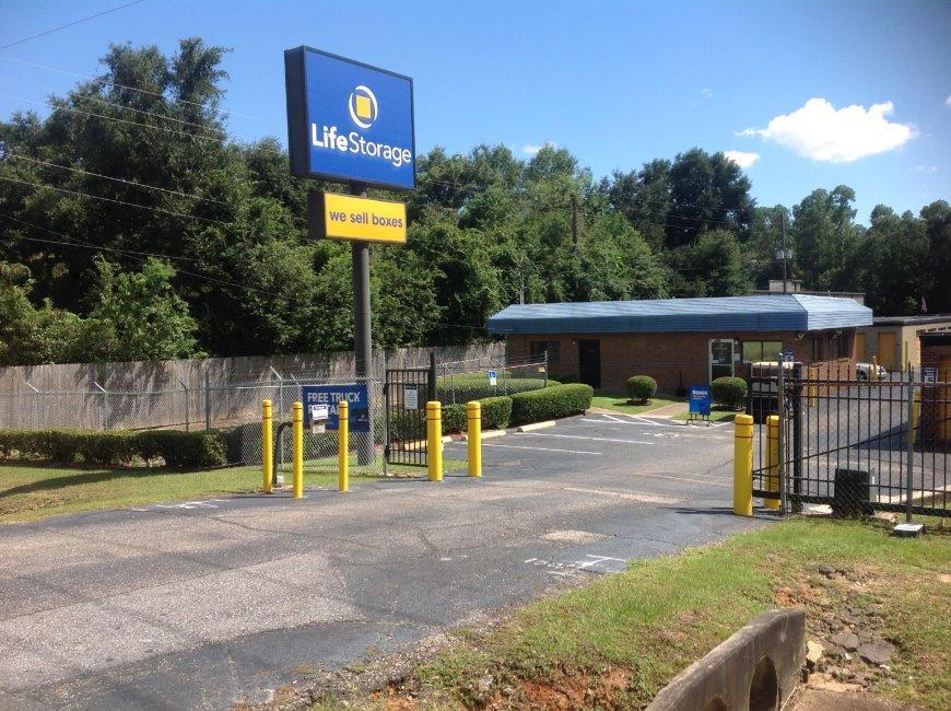 Storage Units In Pensacola Near Ensley