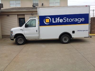 Truck rental available at Life Storage at 5215 Dixie Hwy. in Louisville