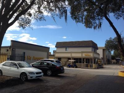 Life Storage Buildings at 815 E Fletcher Ave in Tampa