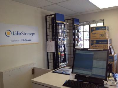 Life Storage office at 815 E Fletcher Ave in Tampa