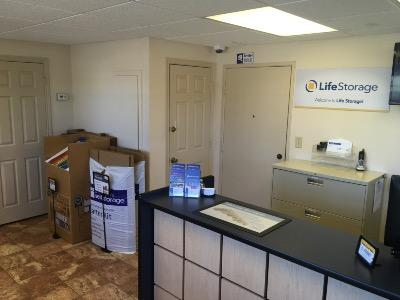 Life Storage office at 3222 N Shiloh Rd in Garland