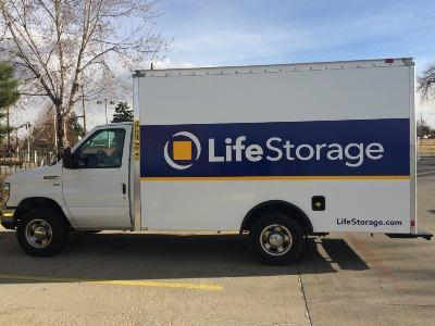 Truck rental available at Life Storage at 7605 W. Arizona Ave. in Lakewood