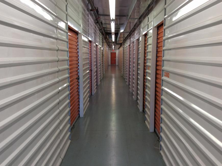 Superior ... Storage Units For Rent At Life Storage At 125 Franklin St. In Belleville  ...