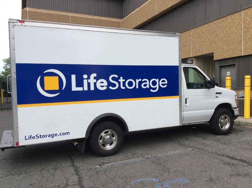 Captivating ... Truck Rental Available At Life Storage At 125 Franklin St. In Belleville  ...