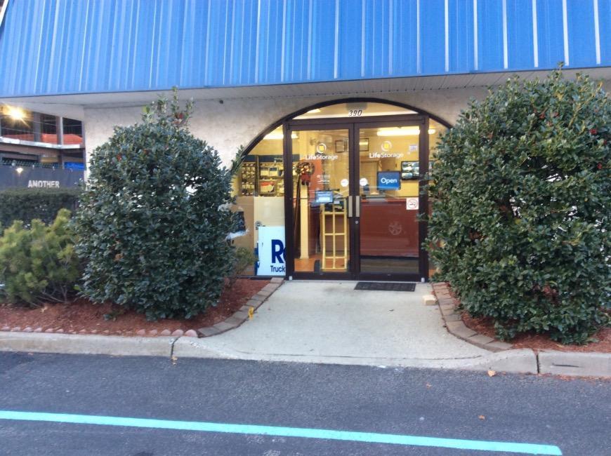 Storage Buildings At Life Storage At 390 S Van Brunt St In Englewood ...