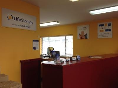 Life Storage office at 165 Brick Blvd in Brick