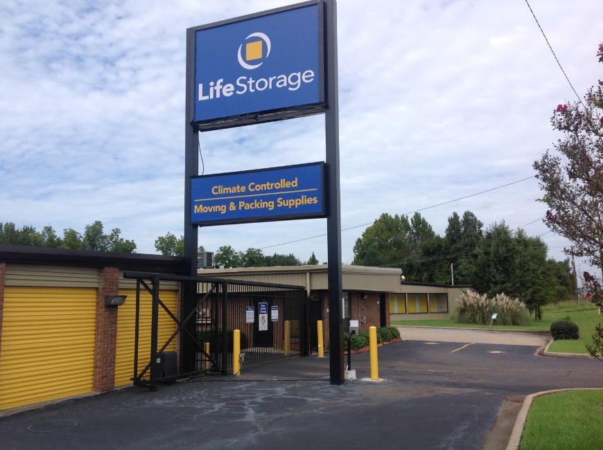 Self Storage Units Near Jackson 6011 I 55 North Life
