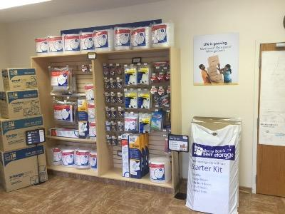 Moving Supplies for Sale at Life Storage at 8133 Easton Rd in Ottsville