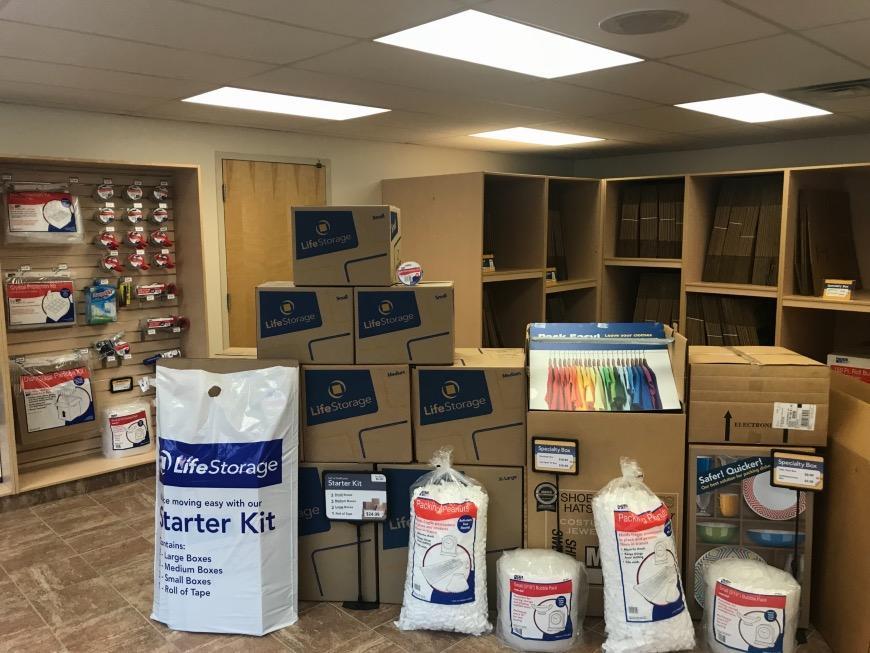 & Storage Units at 104 Joel Street - E Stroudsburg - Life Storage #744