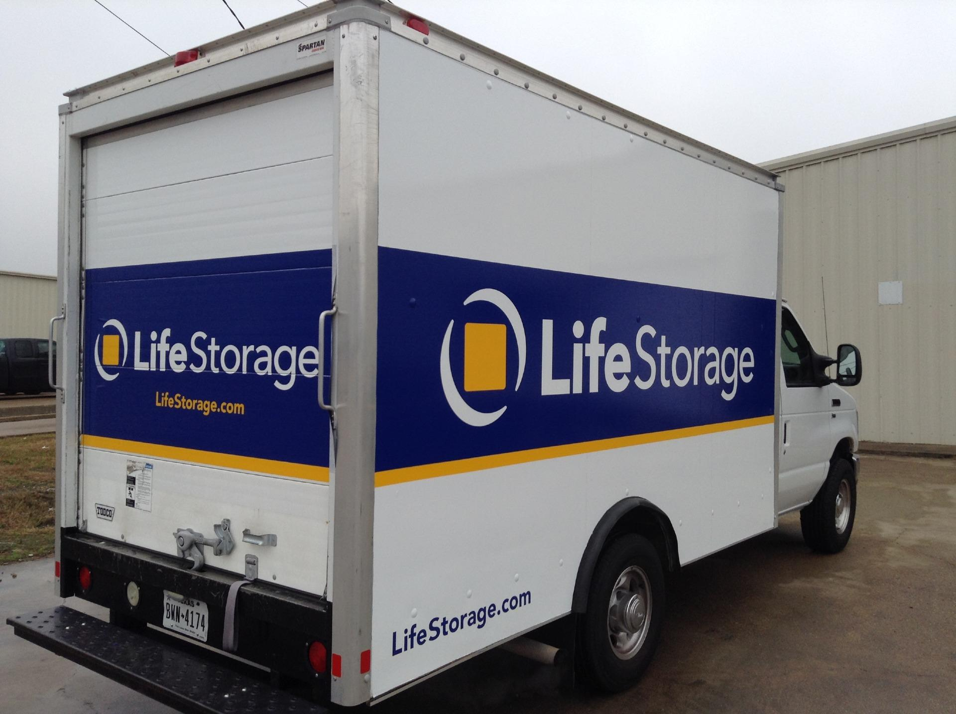 Life Storage In Coppell 585 S Macarthur Blvd Rent
