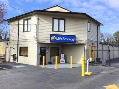 Life Storage (#076) & Storage Units at 3830 N Bailey Bridge Rd - Midlothian - Life Storage ...