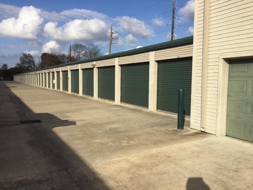 Miscellaneous Photograph Of Life Storage At 16214 Spring Cypress Rd In