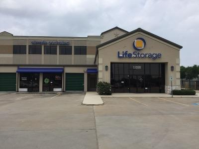 Storage buildings at Life Storage at 11500 FM 1960 Rd W in Houston