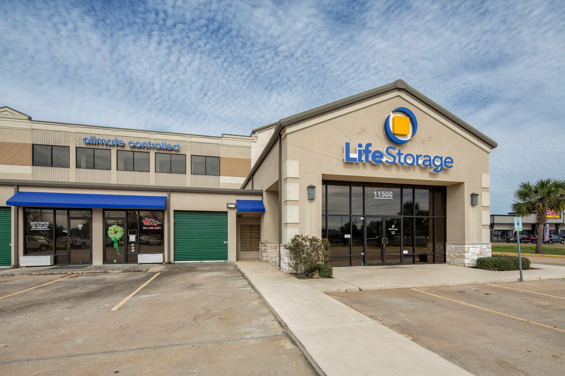 Life Storage Near Cypress Houston Tx Rent Storage Units
