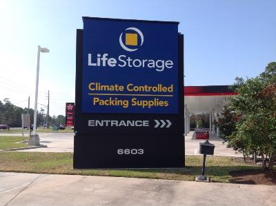 Miscellaneous Photograph of Life Storage at 6603 Atascocita Rd in Humble
