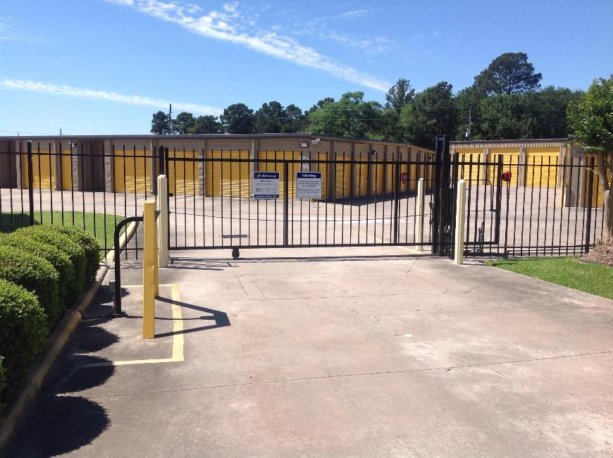 Miscellaneous Photograph Of Life Storage At 6333 Spring Cypress Rd In