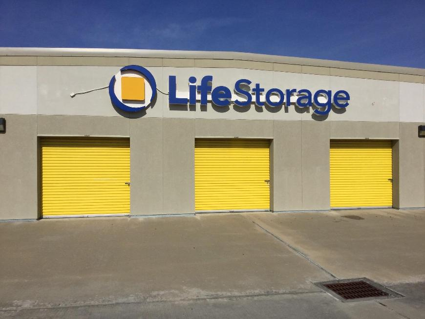 Life Storage In Houston Tx Near Pearland Rent Storage