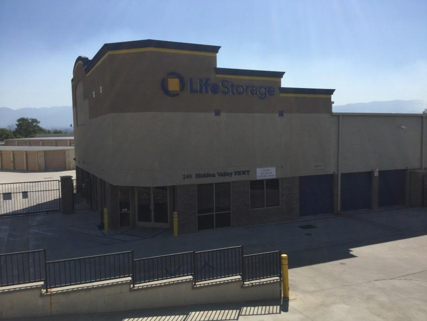 Storage Buildings At Life Storage At 240 Hidden Valley Pkwy In Norco ...