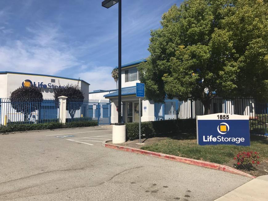 Miscellaneous Photograph Of Life Storage At 1855 Las Plumas Ave In San Jose