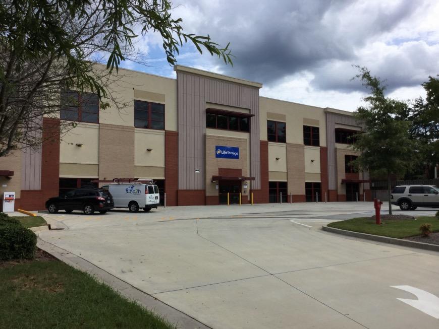 nearby storage facilities. Life Storage 779 Nearby Facilities 7