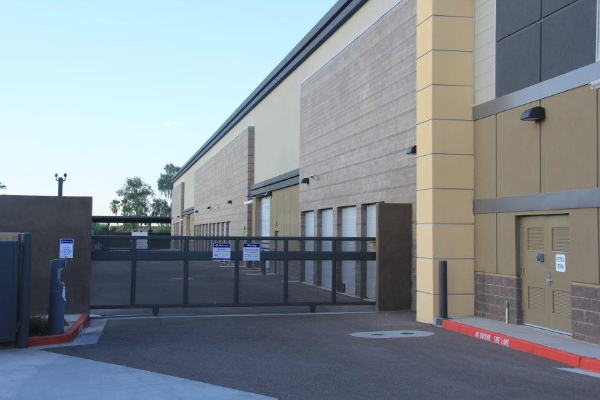 Life Storage In Scottsdale Az Near Scottsdale Airpark
