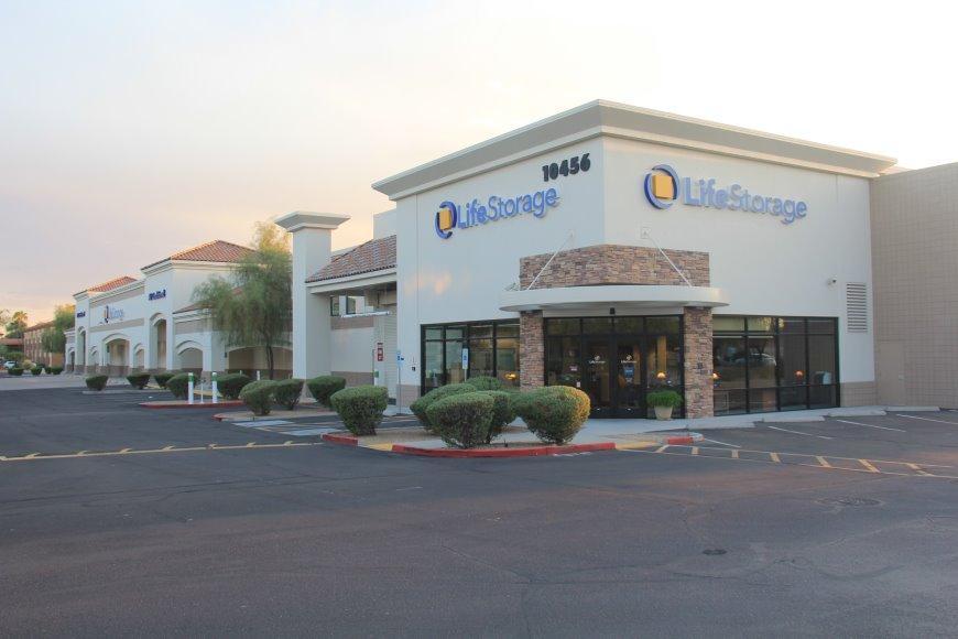 Storage Buildings At Life 10456 N 74th St In Scottsdale