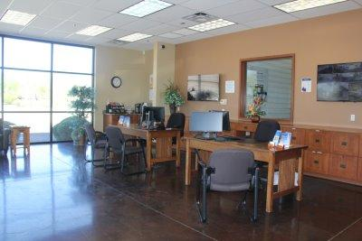 Life Storage office at 7227 E Williams Dr in Scottsdale
