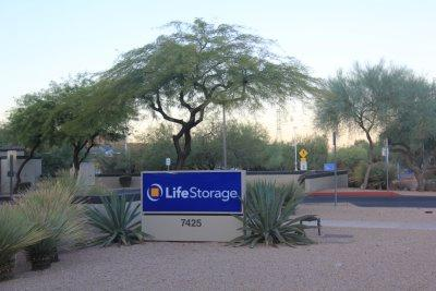 Miscellaneous Photograph of Life Storage at 7425 E Williams Dr in Scottsdale