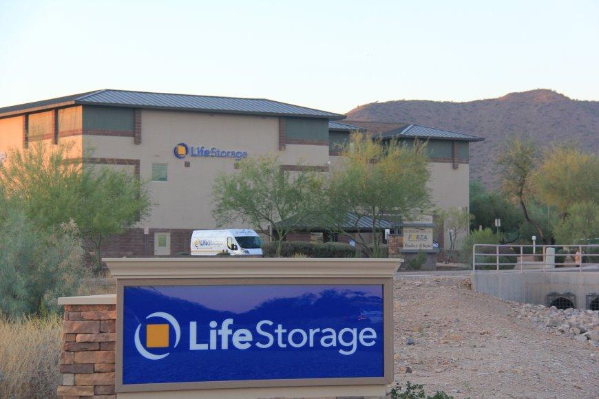 Filter Results. Storage Units & Storage Units at 10760 N 116th St - Scottsdale - Life Storage #786