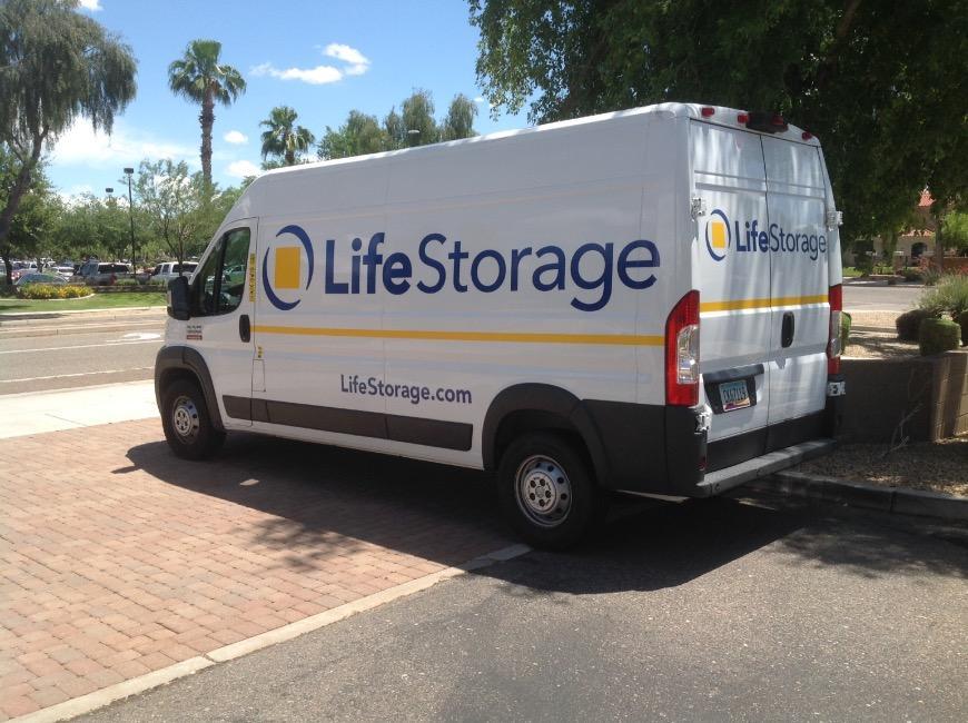 Diagram Storage Units Near Glendale Arizona