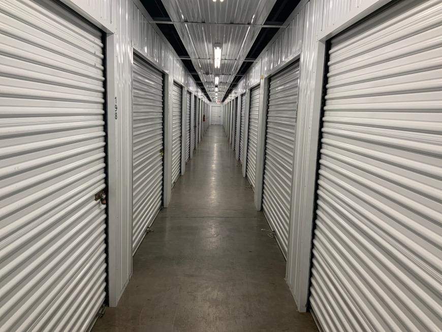 Storage Units In Lafayette Near Pinhook Rd And Kaliste Saloom