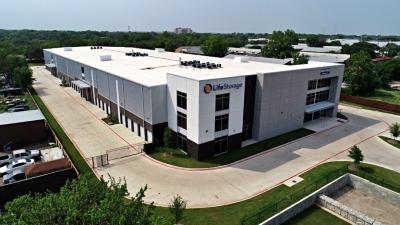 Exterior image of facility at 4500 S Congress Ave, Austin, TX 78745