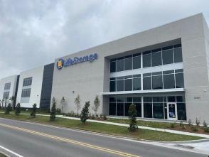 Exterior image of facility at 10301 I 10 Service Rd, New Orleans, LA 70127