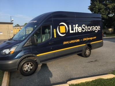Truck rental available at Life Storage at 191 Salem Church Road in Mechanicsburg