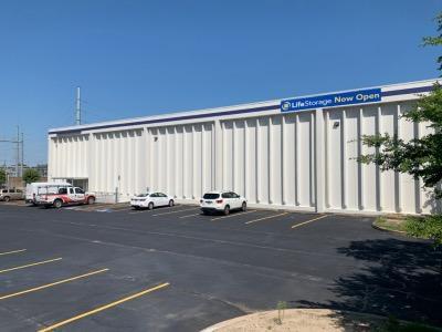 Exterior image of facility at 119 W 1st St, Tulsa, OK 74103