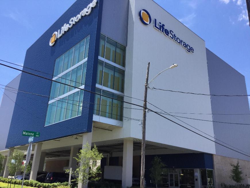 Storage Buildings At Life 5700 Washington Ave In Houston