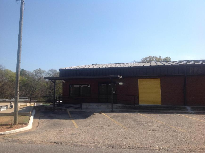 Storage Buildings At Life 2632 Spruce Street In Montgomery