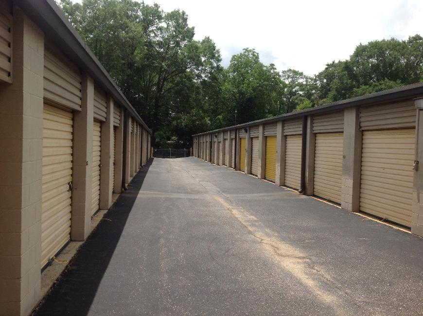 Miscellaneous Photograph Of Life Storage At 2632 Spruce Street In Montgomery