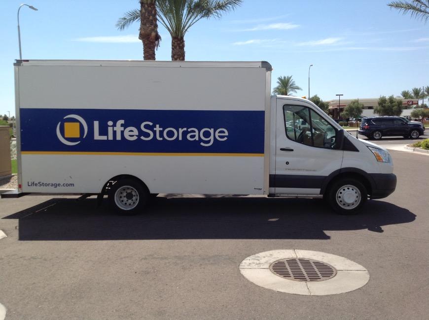 Life Storage #874