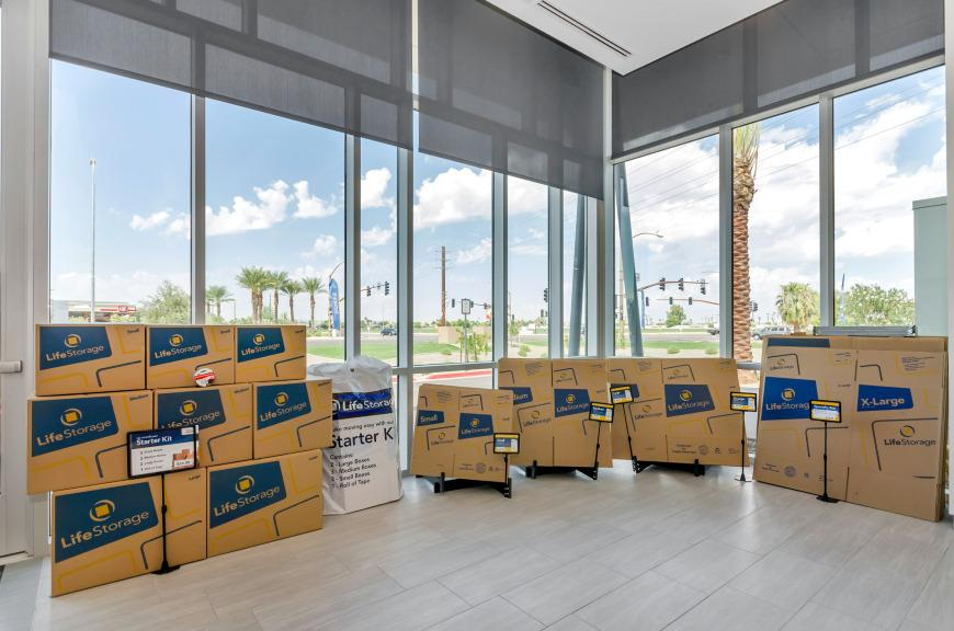 Moving Supplies For At Life Storage 2017 S Arizona Ave In Chandler