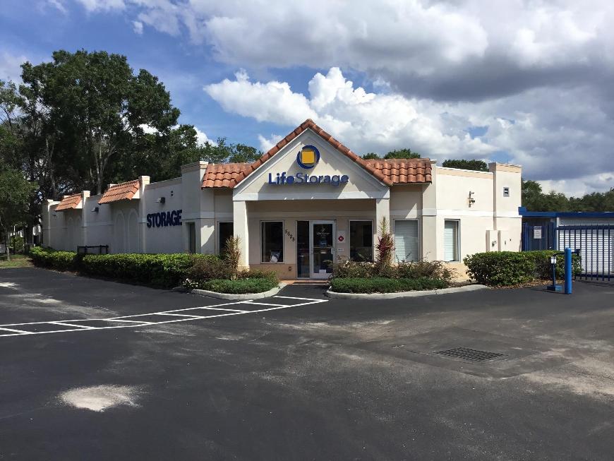 Storage Buildings At Life 5628 Gunn Hwy In Tampa