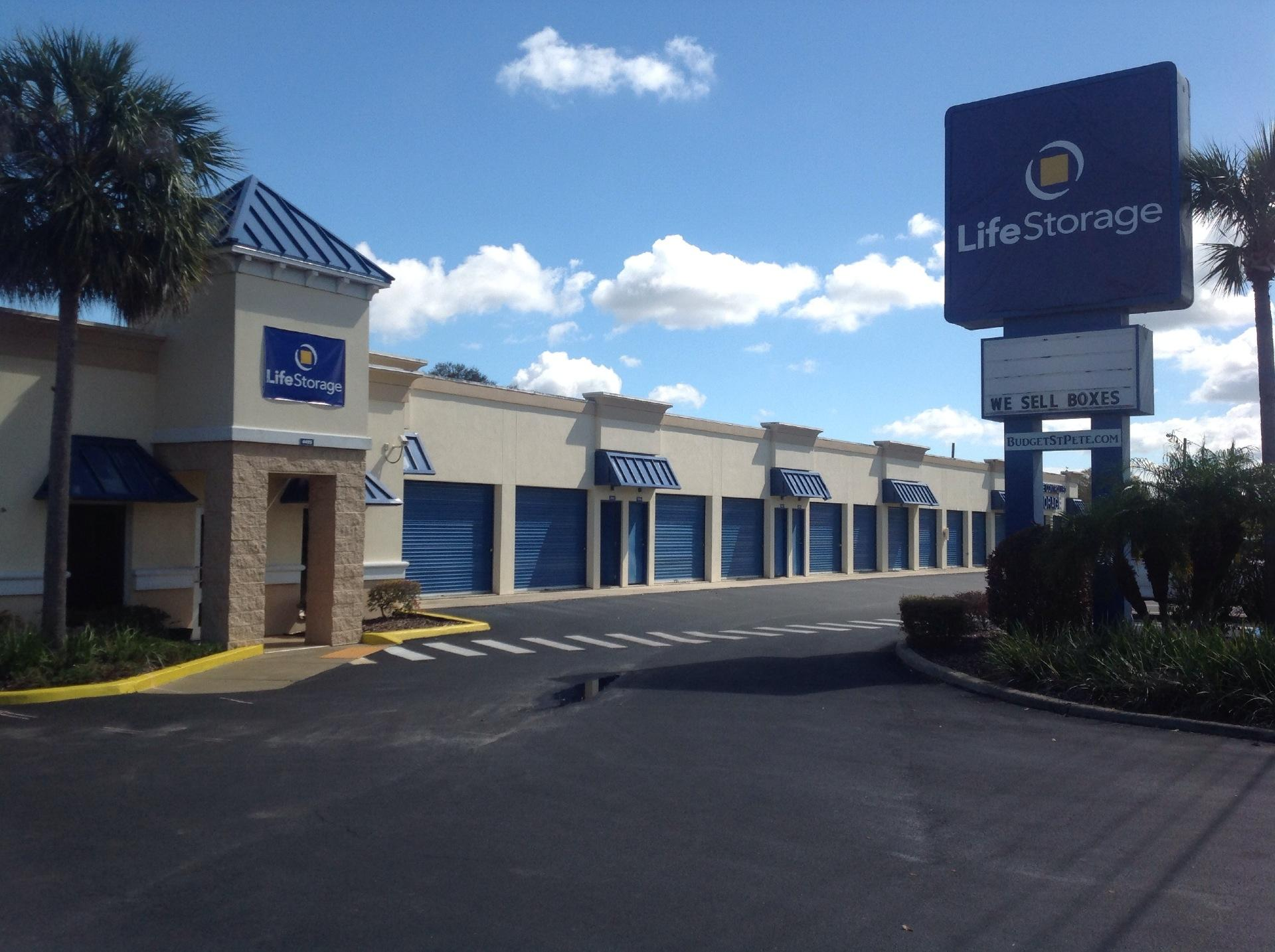 Life Storage Near Lealman Saint Petersburg Fl Rent