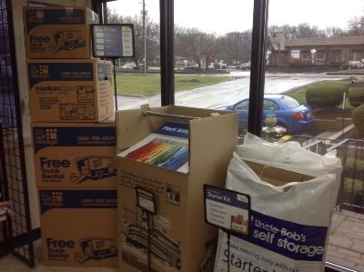 Moving Supplies for Sale at Life Storage at 24940 Detroit Rd in Westlake