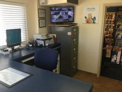Life Storage office at 1061 Duncan Perry Rd in Arlington