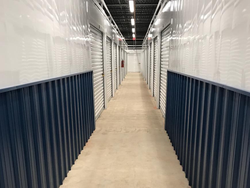 & Storage Units at 7500 Main St Fishers - Victor - Life Storage #902