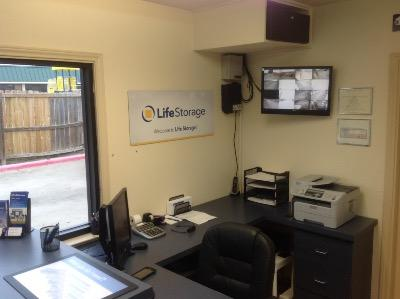 Life Storage office at 4820 Western Center Blvd in Haltom City
