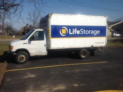 Truck rental available at Life Storage at 7266 Henry Clay Blvd in Liverpool