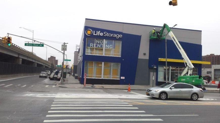 Storage Units In Bronx Near Soundview Life Storage