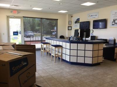 Life Storage office at 1347 N Tamiami Trl in North Fort Myers